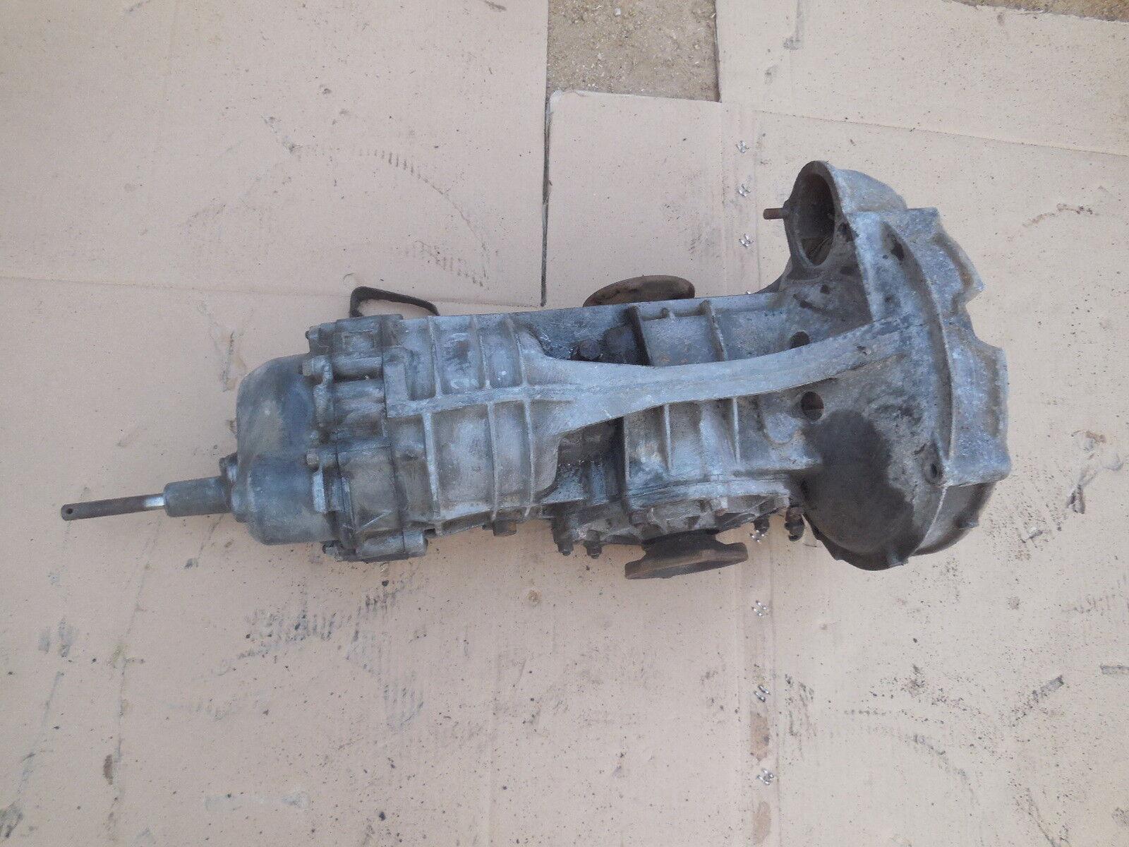 Porsche 911 E / S '70 Transmission 911/01  7117499    5 speed    # FL