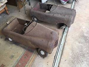 Vintage Pedal Cars Zillmere Brisbane North East Preview