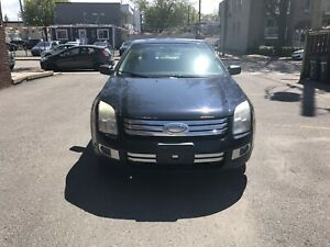 Ford fusion 2008 awd