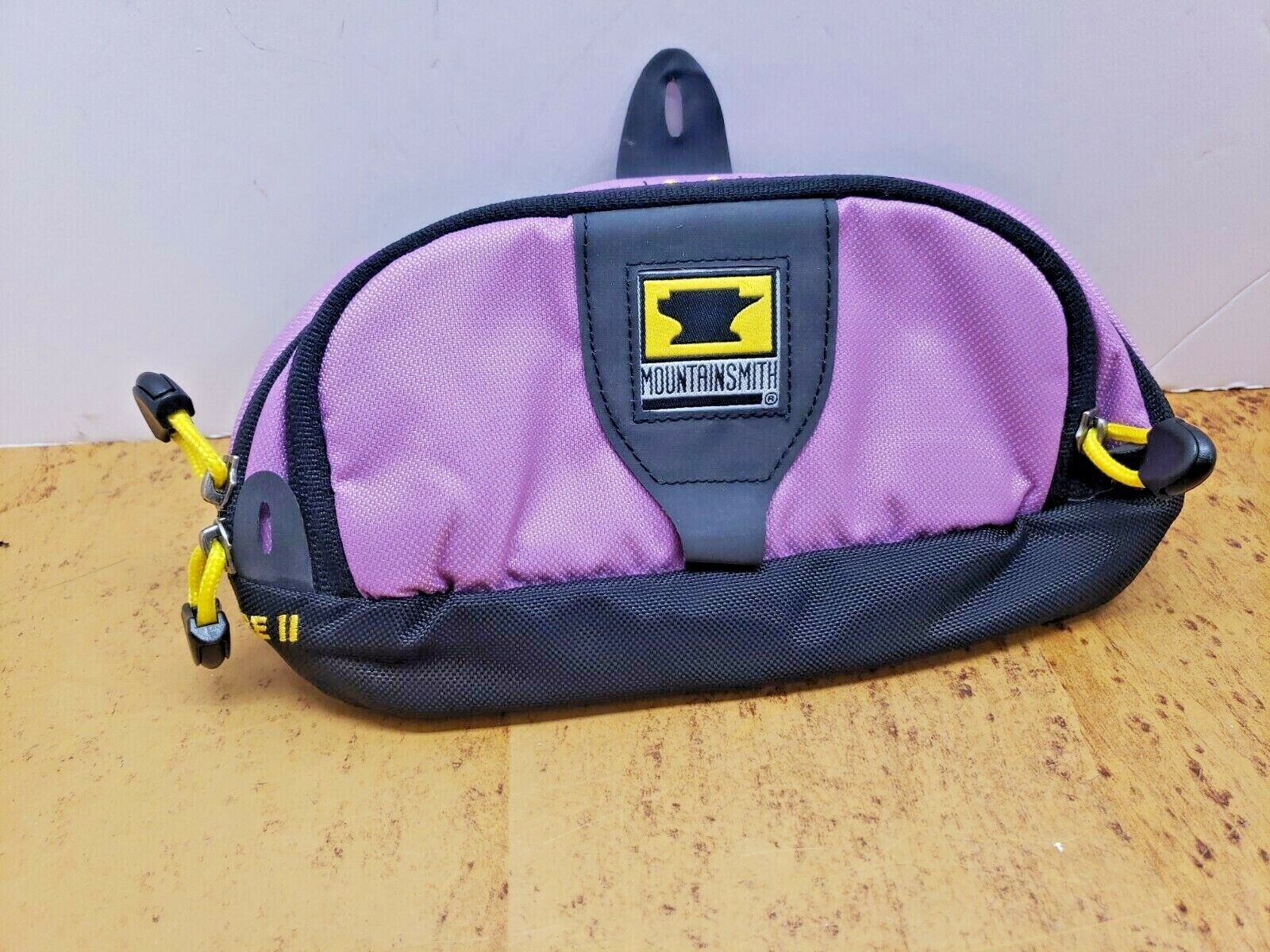 Mountainsmith Fanny Pack Light Purple Vibe II 2 Waist NWOT H