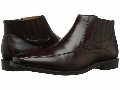 Florsheim Men's Forum Bike Toe leather Brown Boots -