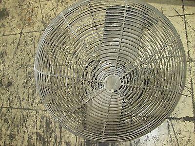 Dayton Exhaust Fan 24 Fan Motor 6k411a 12hp 1ph 6.93.5a 115230v Used