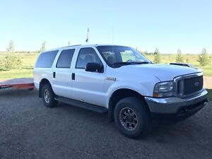 2004 Ford Excursion 4x4
