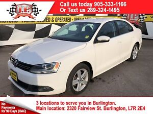 2013 Volkswagen Jetta Comfortline, Auto, Heated Seats, Bluetooth