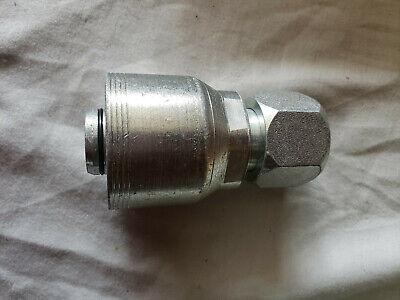 Weatherhead Eaton Coll-o-crimp 4sa16fj16 Hydraulic Hose End