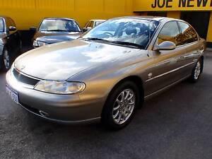 2001 Holden Calais Sedan AUTOMATIC. Victoria Park Victoria Park Area Preview