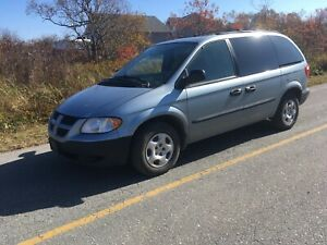 04 dodge caravan no rust at all