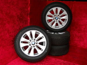 4x NEU Original BMW ALUFELGEN 1er 187 182 E81 E87 F20 F21 Styling 229 6774684