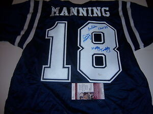 ARCHIE-MANNING-OLE-MISS-GO-REBS-HOTTY-TODDY-CHOF-89-BLUE-JSA-COA-SIGNED-JERSEY