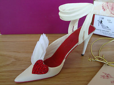 Just The Right Shoe - Hearts Aflutter Valentine's Gift Set, 2003