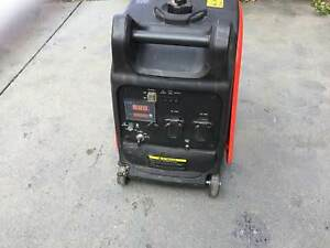 BBT 3500iE Inverter Generator Evatt Belconnen Area Preview