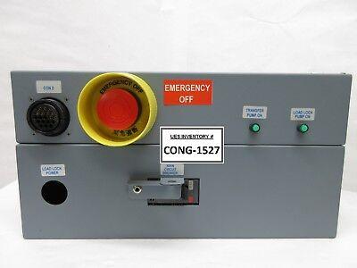 Ebara 217063 Dry Pump Interface Used Working