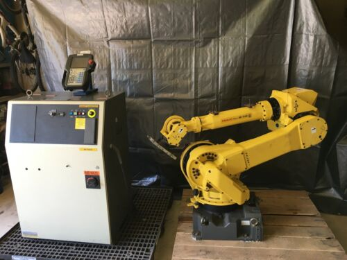 FANUC M-710iC 50 Robot With R-J3iC Controller