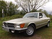 Mercedes-Benz 280 SLC (C107)