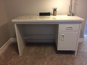 REAL WOOD OAK DESK