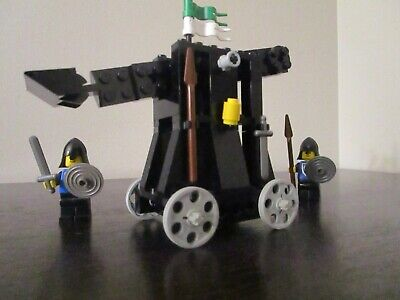 Vintage (1984) LEGO Castle Black Falcons set 6030 Catapult - VERY RARE