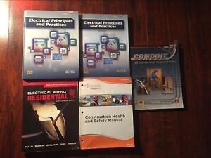 Electrical Techniques College Textbooks