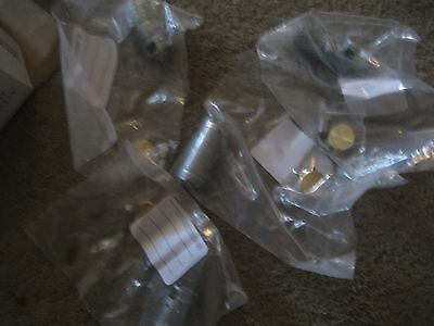 New Medeco T Handle High Security Padlock Cylinder Kits 96-0357t-26-67s Lot 4