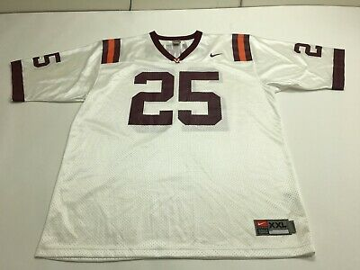 Cleveland Browns Nike Jersey #25 Beamer Size 2XL NFL White