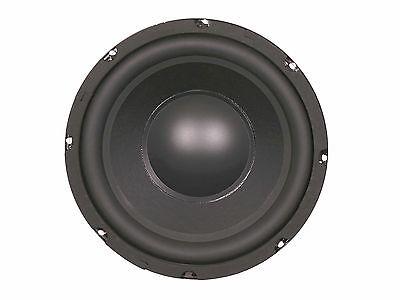 Omnes Audio W8-670 Z , Basslautsprecher / Subwoofer , 204,5 mm , 4 Ohm
