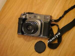 MAMIYA 7 with 80mm lens, superb 6x7 Medium Format Camera Monterey Rockdale Area Preview