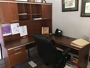 TWO OFFICE DESKS AVAILABLE FOR RENT