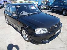 2001 Hyundai Accent Hatchback Sandgate Newcastle Area Preview