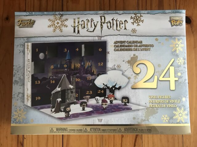 Gully Racing Calendario.Brand New Sealed Harry Potter Advent Calendar Toys