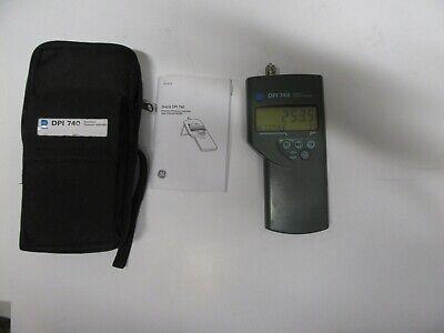 Druck Dpi-740 Precision Pressure Indicator V 1.04