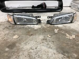 Subaru Impreza gc8 /gm6 head lights and turn signals
