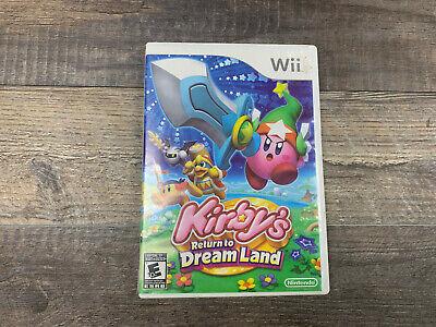 Kirby's Return to Dream Land (Nintendo Wii, 2011)