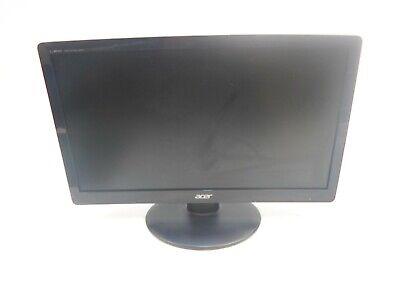 "Acer S200HQL 20"" LED Monitor DVI VGA"