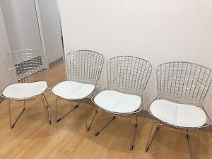 Metal dining chairs indoor/outdoor Stirling Adelaide Hills Preview