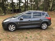 Peugeot 207 Outdoor 5 speed auto Ironbank Adelaide Hills Preview