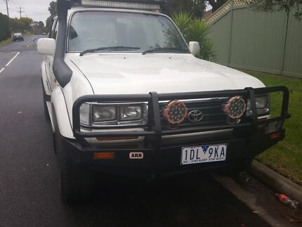 1995 Toyota LandCruiser GXL DIESEL- full history, rego, RWC, Campbellfield Hume Area Preview