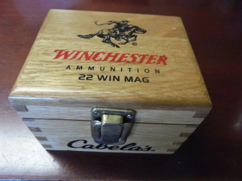 WINCHESTER Collectors AMMUNITION BOX Cabela