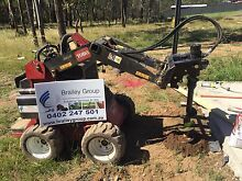 Mini Digger HIRE / Dingo HIRE From $150 Day Rate-Excavation-Turf Camden Camden Area Preview