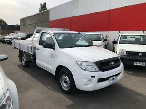 2009 Toyota Hilux WORKMATE CAB CHASSIS Ute Lilydale Yarra Ranges Preview
