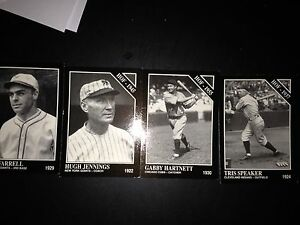 Conlon Collection Baseball Cards