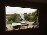 Quality windows and doors install