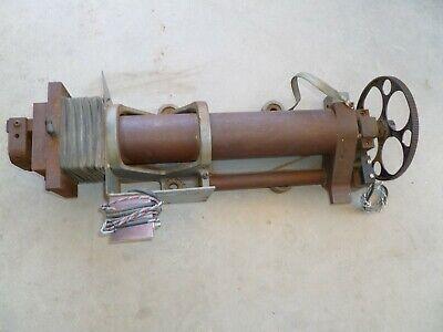 Hansvedt Edm Cylinder Boring