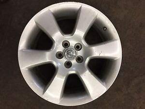 Four Toyota rims  for matrix Camry or corolla.