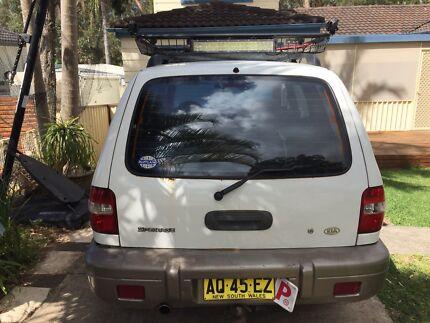 Kia Sportage 2003 4x4