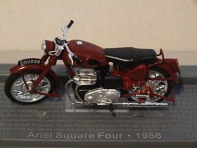 1:24 Scale  1956 Ariel square Four  by IXO