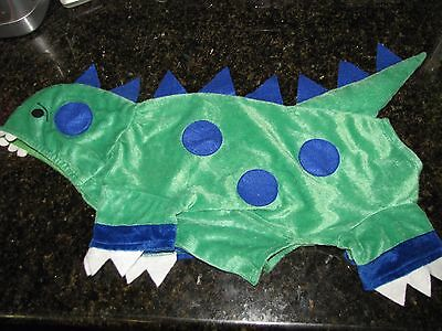 Dog Costume Size M dragon