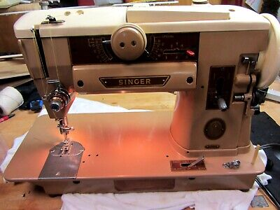 Singer Sewing Machine - 401A - needs tune up