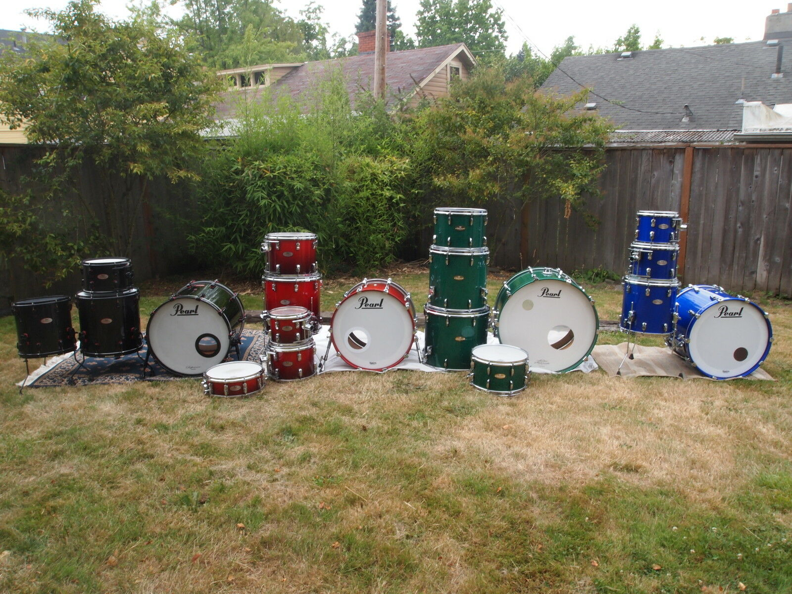 Davis Professional Drum Products