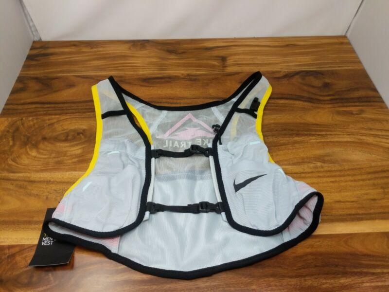 Nike Men's Trail Hiking Running Vest Sz. M NEW N1000599-463.