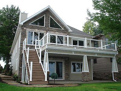 Lake Home House Plan 1 634 Sf Ranch Blueprints 0712