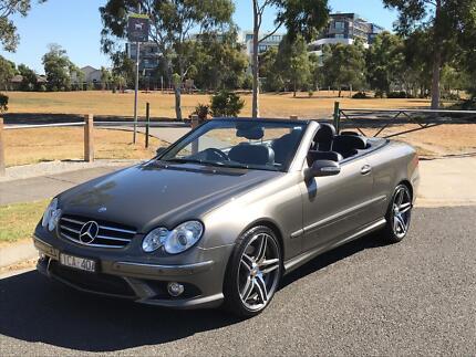 Mercedes Benz CLK 280 AVANTGARDE AMG SPORTS PACKAGE Essendon Moonee Valley Preview